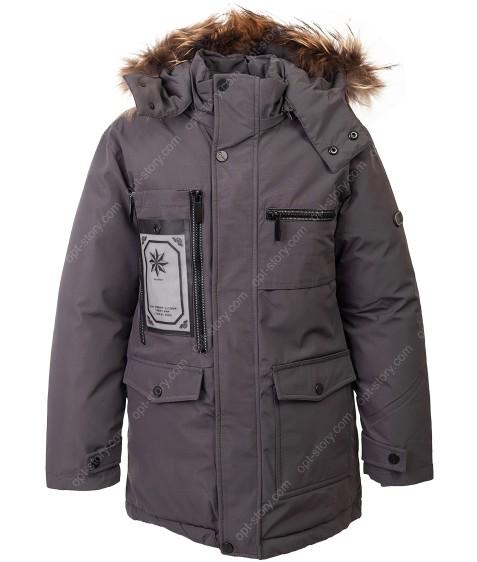 871/32228 сер. Куртка мальчик 128-152 по 5