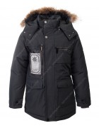 32229 т.хаки Куртка мальчик 128-152 по 5