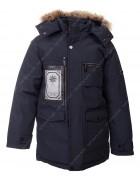 32230 т.син. Куртка мальчик 128-152 по 5