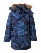 32219 т.син Куртка мальчик 128-152 по 5