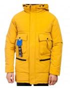 911 желт. Куртка мужская L-4XL по 5