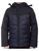 DM-2216-B#2 т.син.  Куртка мужская 48-56 по 5