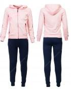 7421 розовый Спортивный костюм девочка 6-16 по 6