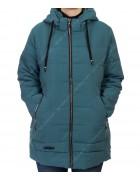 H919# зел Куртка женская 50-58 по 5