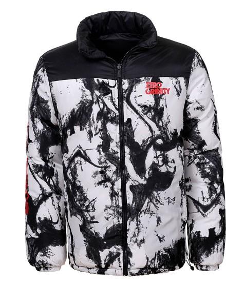 MMA-9311 черный Куртка муж S-XL по 4