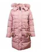 8936 пудра Куртка девочка 10-13 по 4