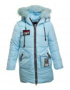 DX-8099 голуб Куртка девочка 134-158 по 5