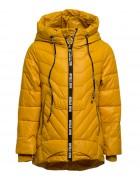 HL08 жел. Куртка девочка 110-134 по 5
