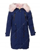 HL-920 син.Куртка девочка 128-152 по 5