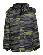 115B зелен Куртка мальчик 98-134 по 7