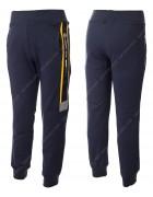 2548 желтый Спорт. штаны мальчик 8-16 по 5