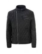 MMA-3852 black Куртка стеганная мужская М-ХXL 24/8 шт