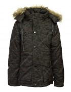 1820  хаки Куртка мальчик 110-134 по 5