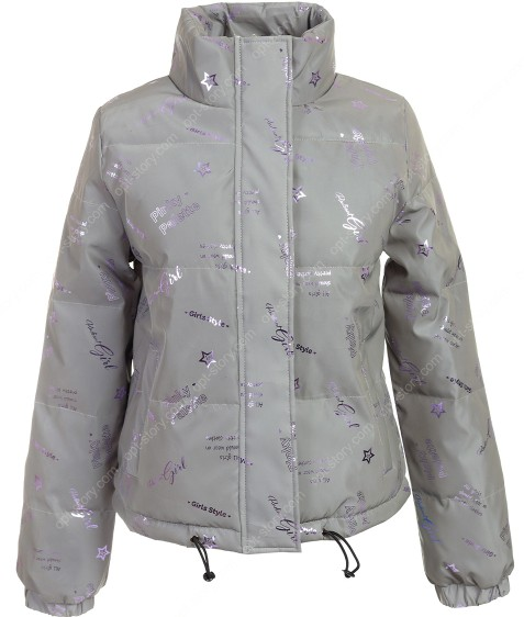 20917 синий Куртка женс. M-2XL по 4