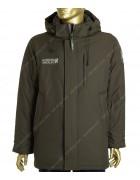 SS-083/23963 хаки Куртка мужская (аляска) 48-56 по 5