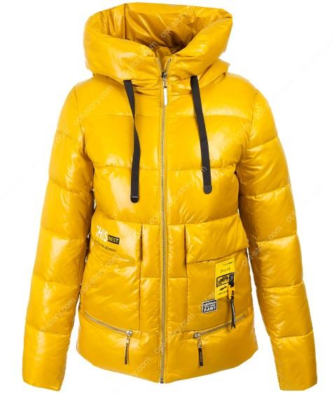 8902-9# Куртка жен S-3XL по 6