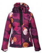 2339 фиолет. Куртка женская S-XL по 4