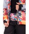 B2350 оранж. Куртка женская S-XL по 4