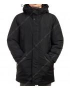 2052#2 черн/т.син. Куртка мужская 46-56 по 6
