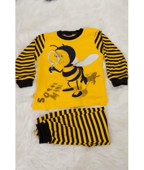 Пижама для девочки  4-6 лет по 3 шт. арт. 3270