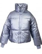 129 голуб. Куртка женская M-XXL по 4
