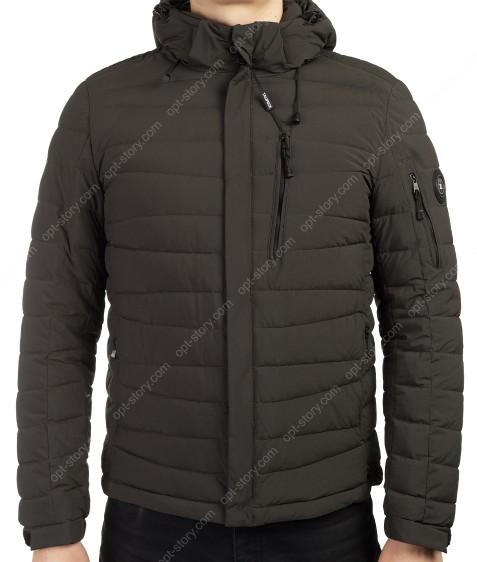 50583B хаки Куртка мужская 58-64 по 4