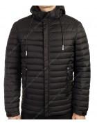 50590 черн. Куртка мужская 48-56 по 5
