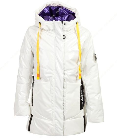 156# белый Куртка дев 146-170 по 5