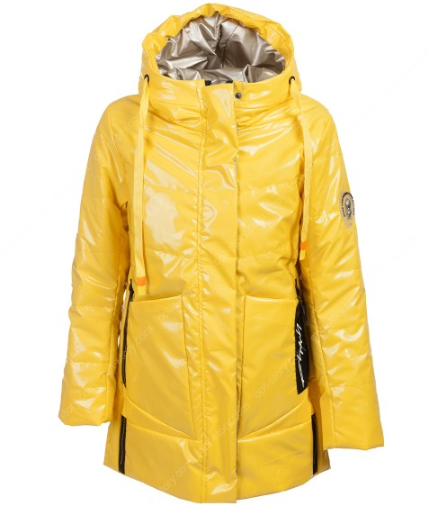 156# желтый Куртка дев 146-170 по 5