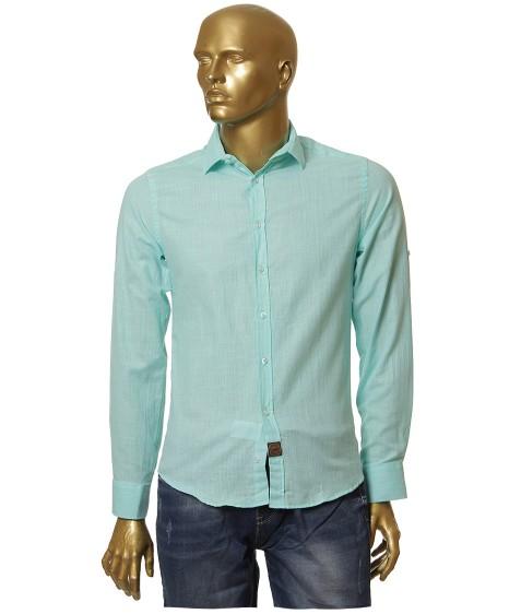 1211 гол. (дл. рукав)Рубашка мужск S-2XL по 5 (M)