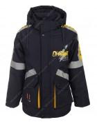 B-810# т.син. Куртка маль. 122-146 по 5