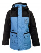 T211 синий Куртка маль 140-164 по 5
