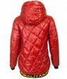 236 красн Куртка девочка 134-158 по 5