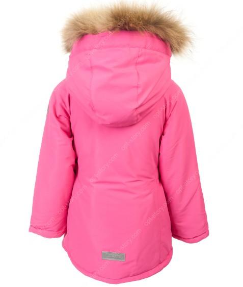H29-02 розовый Куртка девочка 92-116 по 5