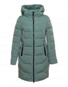 17-800 бирюз Куртка женская L- 5XL по 6