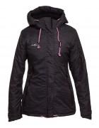 2278 black Куртка лыжн. женская 2S-2M-L-XL по 6