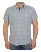 51343V-31 гол.(кор. рукав) Рубашка мужская 2XL-5XL по 4 (3XL)
