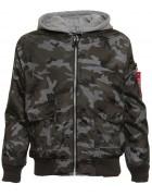 KK764  Куртка мальчик 8-16 по 5