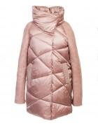6032 пудра Куртка женская(еврозима) 36-42 по 4