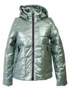 F689# зел Куртка женская S-2XL по 5