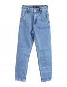 C-108 blue МОМ джинсы дев. 8-12 по 5