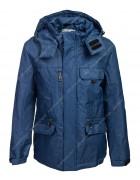 313# синий Куртка мальчик 128-152 по 5