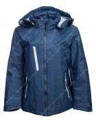 316# синий Куртка мальчик 116-140 по 5