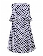 GYQ-8120 Платье девочка 110-160 48/6