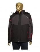 331 красн Куртка лыж мужская M-3XL  по 7