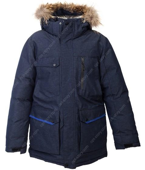 32428 син. Куртка мальчик 140-164 по 5