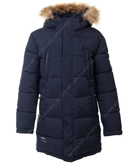 32433 т.син Куртка мальчик 140-164 по 5