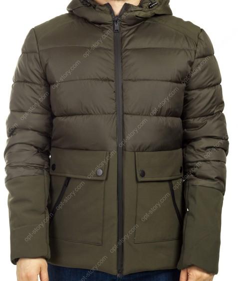 B1280 хаки Куртка мужская M-3Xl по 5