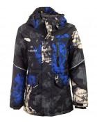 T221 синий Куртка маль 140-164 по 5