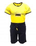 6752 желтый BAX Комплект мальчик 116-134 по 4